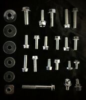 30pc Body Bolt Kit Suzuki Rm125 Rm250 Rmz250 Rmz450 Plastics Fenders Seat