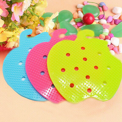 Hot New Fruits Vegetables Potatoes Scrubber Protect Cleaning Brush Kitchen Tool