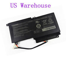 43WH Genuine Original Toshiba PA5107U-1BRS Battery L45D L55 L55t P/n:P000573230