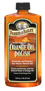 100% De Qualité Parker & Bailey Huile D'orange - 16 Oz (environ 453.58 G)-afficher Le Titre D'origine