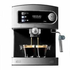 Detalles de Cafetera PRO Power Espresso Cafetera presión 20 Bares, PROFESIONAL Inoxidable