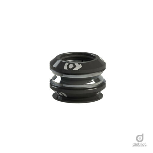 District Integrated Headset Black