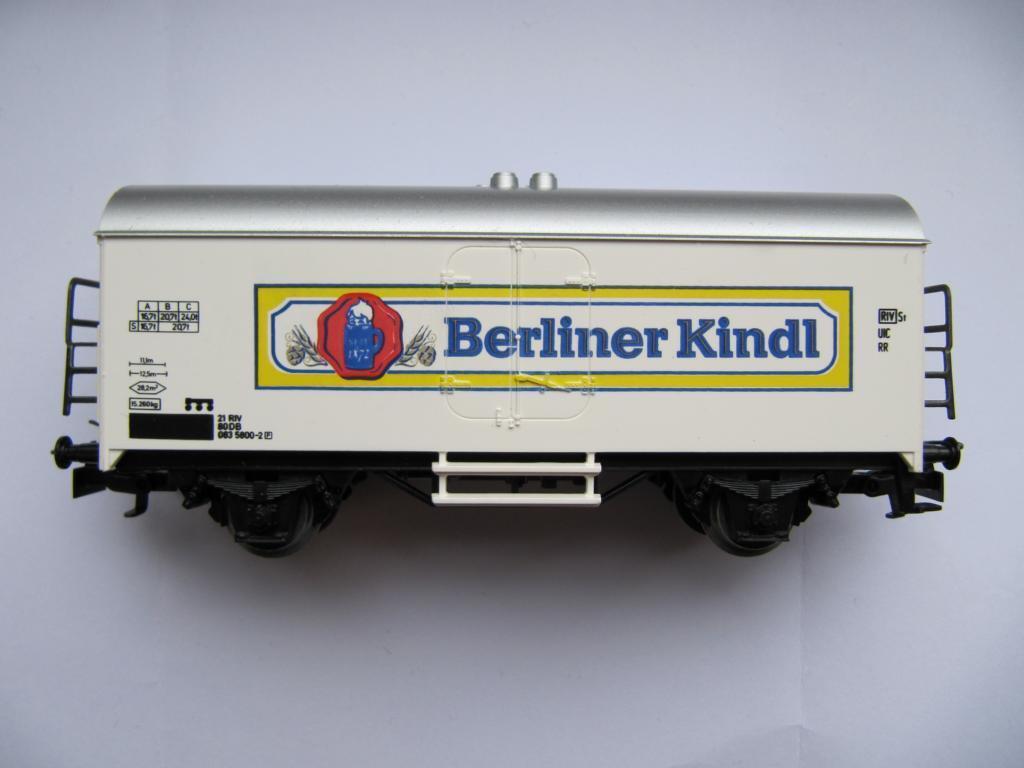 Märklin SoMo 4415 Berliner Kindl