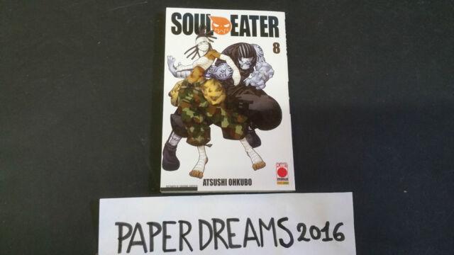 Soul Eater n° 8 - Ristampa Edizione Limitata