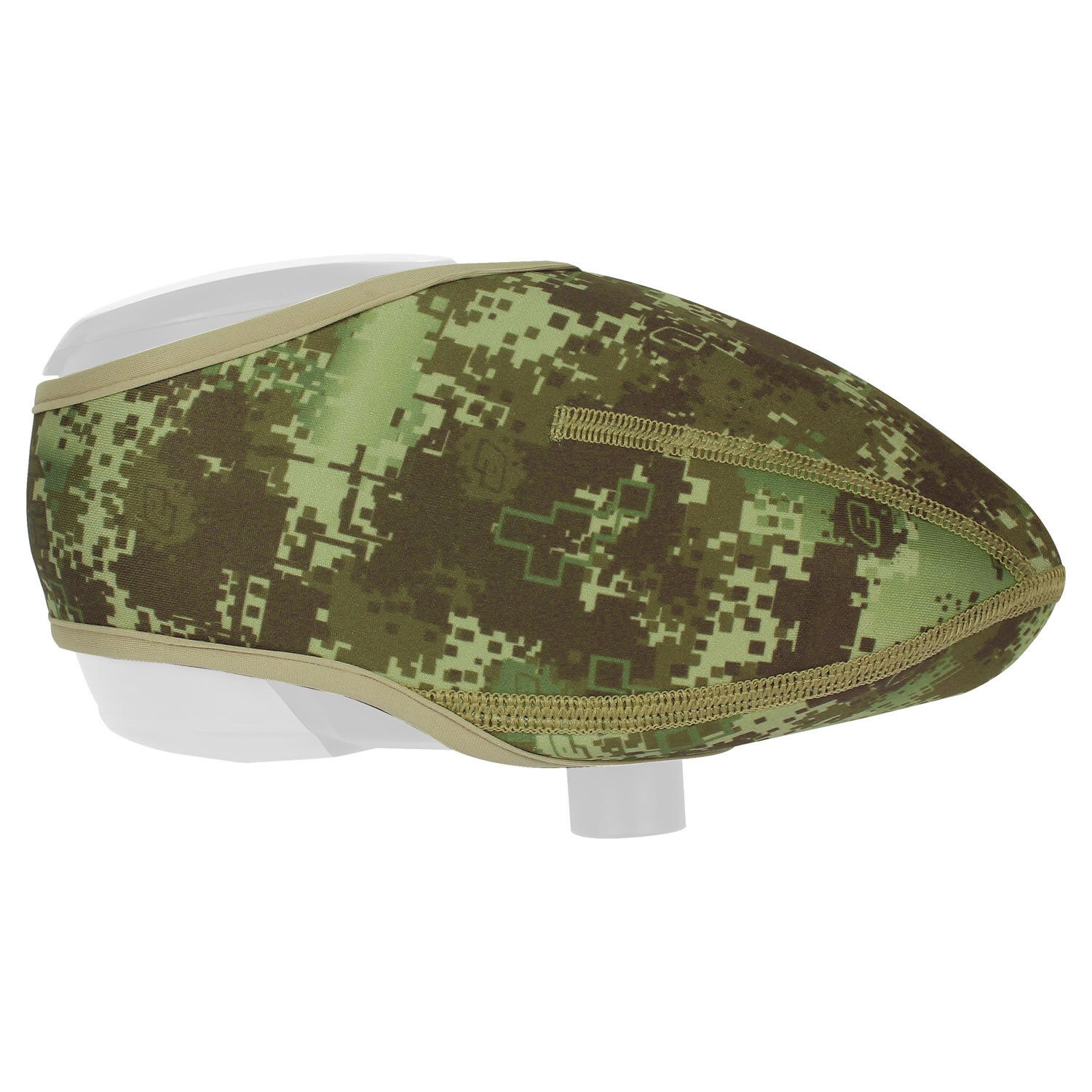Planet Eclipse Omni Hopper Loader Cover - HDE Earth - Paintball