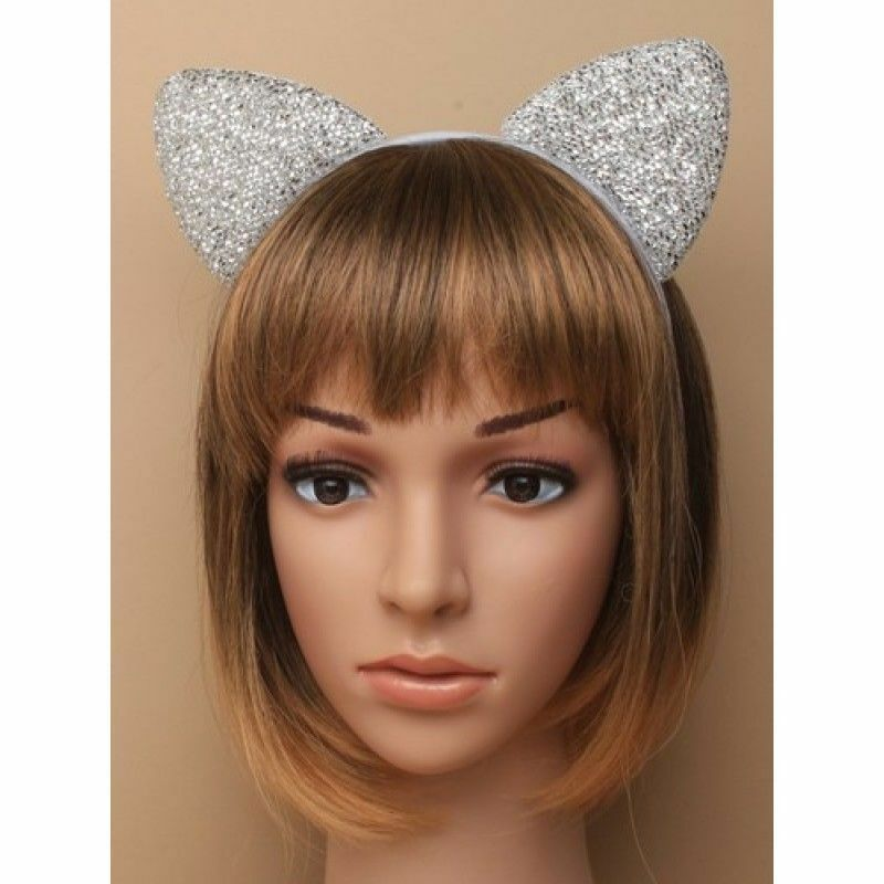 X12 BULK ANIMAL EARS LEOPARD AND TIGER ON ALICEBAND HEADBAND HEN PARTY CAT EARS
