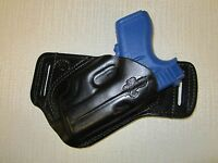 Glock 43 With Green Or Red Ct Laser ,sob Holster, Right Hand, Ultra Slim Design