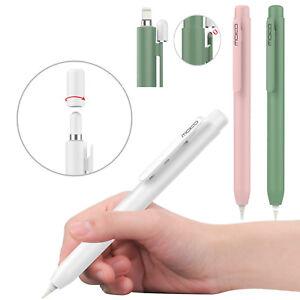 Apple Pencil Support de Recharge & Cap Holder, Aluminium