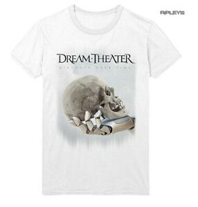 Official-T-Shirt-DREAM-THEATER-Distance-Tour-2019-039-Skull-Fade-Out-039-All-Sizes