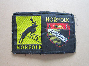 Mid-Norfolk-Woven-Cloth-Patch-Badge-Boy-Scouts-Scouting