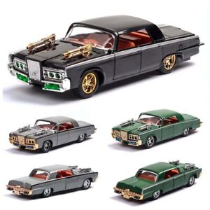 Maisto-1-43-1956-Chrysler-300B-Vintage-Diecast-Model-Racing-Car-Toy-Collection