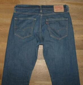 """Élastique """" Levi `S 508 """" D'Homme Jeans / Blue-Jeans Bleu Env. W33 """" / L29 """""""