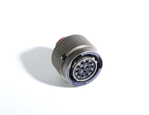 NLS6T10-35S MIL-SPEC Circular Connector by ITT CANNON