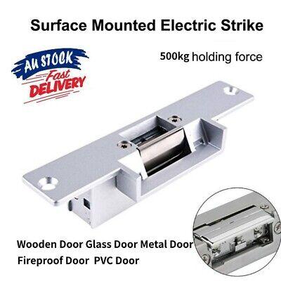 LOX Rim Mount Electric Strike Model LES15-Replaces FSH FES15-Free Post