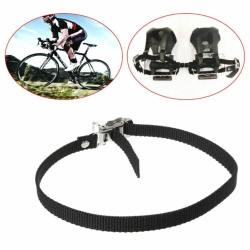 Bicycle Pedal Strap Feet Foot Binding Nylon Adjustable Toe Band Cycling Standing