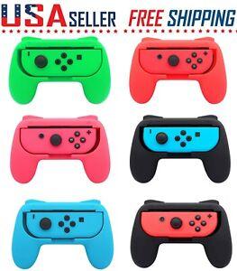 2-Pack-Nintendo-Switch-Joy-Con-Controller-Comfort-Handle-Grip-Holder-Handheld