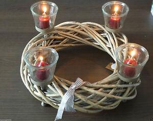 adventskranz zur wahl weihnachten advent dekoration kranz. Black Bedroom Furniture Sets. Home Design Ideas