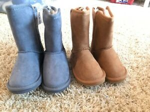 Lot Of 2 Girls Old Navy Uggs Ugg Boots