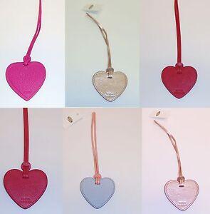 Pearl Heart Bag Charm