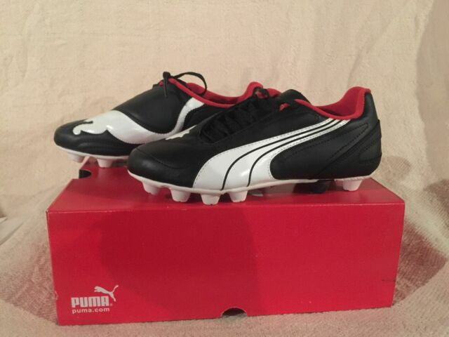 White Youth Soccer Cleats Size