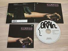 SCORPIONS CD - LONESOME CROW / BRAIN UNIVERSAL in MINT
