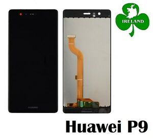 For-Huawei-P9-LCD-Display-Digitizer-Replacement-Black-Replacement-New