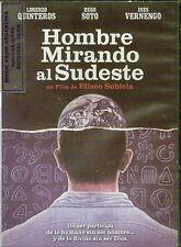 DVD HOMBRE MIRANDO AL SUDESTE MOVIE ARGENTINA SEALED NEW ELISEO SUBIELA
