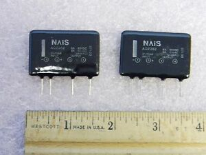 NEW NAIS Panasonic AQZ Power PhotoMOS Solid State Relay A - Solid state relay nais