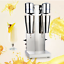 thumbnail 1 - New 110V Commercial Stainless Steel Milk Shake Machine Double Head Drink Mixer