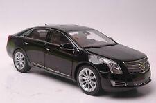 Cadillac XTS car model in scale 1:18 black