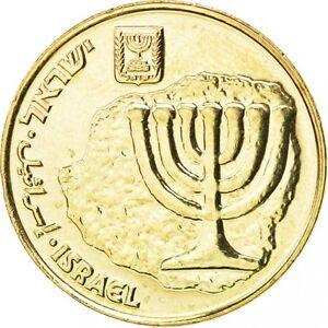 100-pcs-TEN-AGOROT-NEW-BRONZE-COIN-ISRAEL-ISRAELI-10-AGUROT-COINS-Jewish-Money