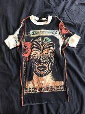 Jean Paul Gaultier Mesh Tribal Top