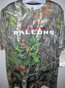 cheaper f601f 6af7c Details about ATLANTA FALCONS ADULT DOUBLE-XL 2XL MOSSY OAK CAMOUFLAGE CAMO