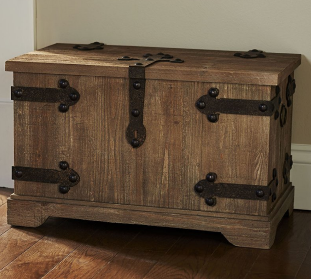 Wood Storage Trunk Coffee Table.Vintage Storage Trunk Antique Wooden Blanket Chest Barn Wood Coffee Table Rustic