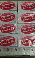 Zote Pink Soap (6) Bars 14.1oz Per Hand Wash Soap For Stains 400g Per