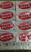 Case Of Zote Pink Soap (50) Bars 14.1oz Per Hand Wash Soap For Stains 400g Per