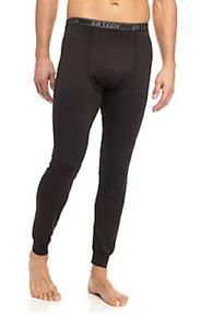 Men's SB Tech Stretch Performance Base Layer Pants L 36-38 Black msrp $30.