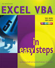 Excel VBA in Easy Steps by Ed Robinson (Paperback, 2004)