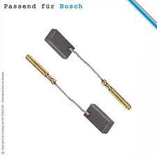 Kohlebürsten Motorkohlen für Bosch PWS 720-115 5x8x15,5mm 1607014162