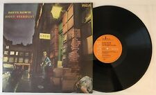 David Bowie - The Rise & Fall of Ziggy Stardust - Import Vinyl LP LSP 4702 (NM)