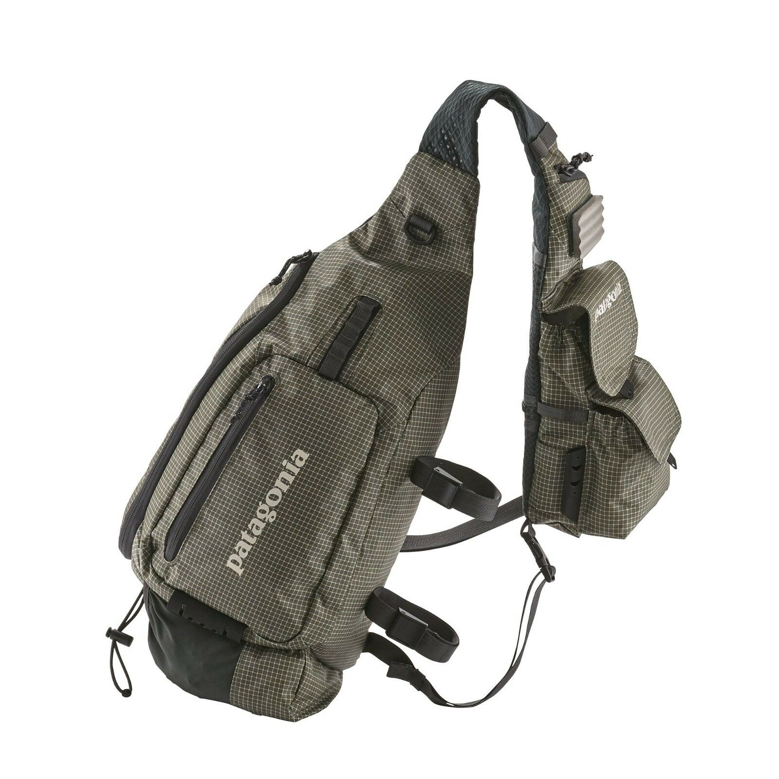 Patagonia fly fishing Vest Front Sling 8l Pack-light bog