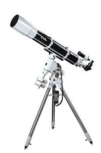 Skywatcher-Evostar-150-Refraktor-auf-HEQ-5-PRO-SynScan-Montierung
