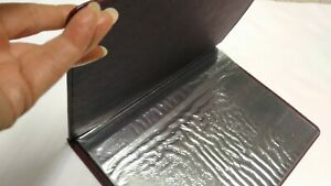 Contenitori Per Documenti Ufficio.Dettagli Su Cartella Contenitore Album Porta Documenti Menu Ufficio Scuola Confezi 10 Pezzi