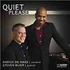 Darius de Haas - Quiet Please (2011)