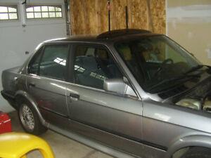 1989 BMW Série 3 325 IX