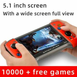 8GB 5.1'' Retro Handheld Game Console Portable Video Game Built 1000+Games SALE