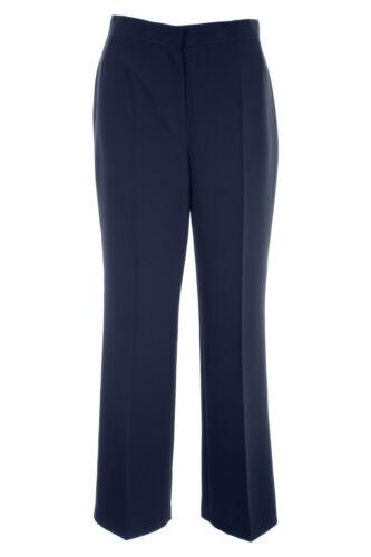 "Occupato navy smart scarpe Pantaloni lunghezza 29 /"" /& 31/"""