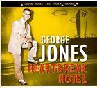 Heartbreak Hotel: Gonna Shake This Shack Tonight [Digipak] by George Jones (CD, Nov-2011, Bear Family Records (Germany))