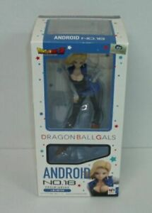 MegaHouse-Dragon-Ball-Gals-Android-No-18-Dragon-Ball-Z-PVC-Figure-from-Japan-F-S