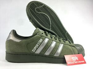 adidas superstar cargo green